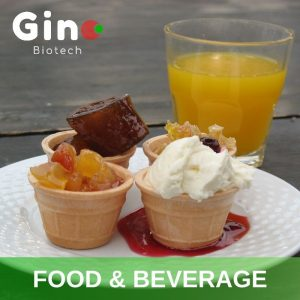Food & Beverage Industry_Gino Biotech_Hydrocolloid Suppliers
