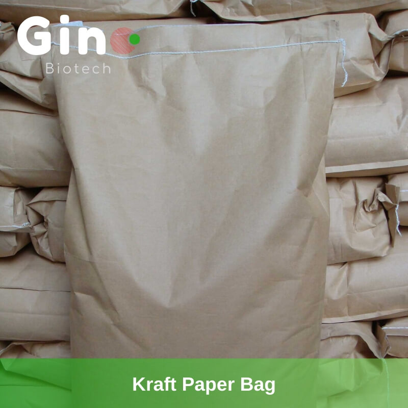 Kraft Paper Bag_Gino Biotech_Hydrocolloid Suppliers
