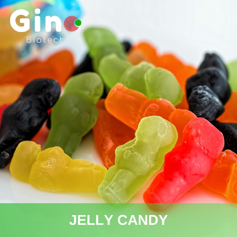 Jelly Candy_Gino Biotech_Hydrocolloid Suppliers in China