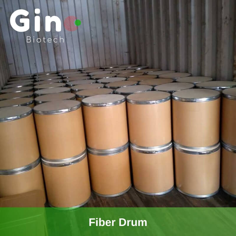 Fiber Drum_Gino Biotech_Hydrocolloid Suppliers
