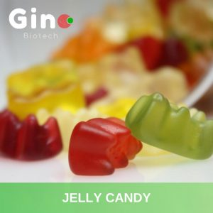 Jelly Candy_Gino Biotech_Hydrocolloid Suppliers