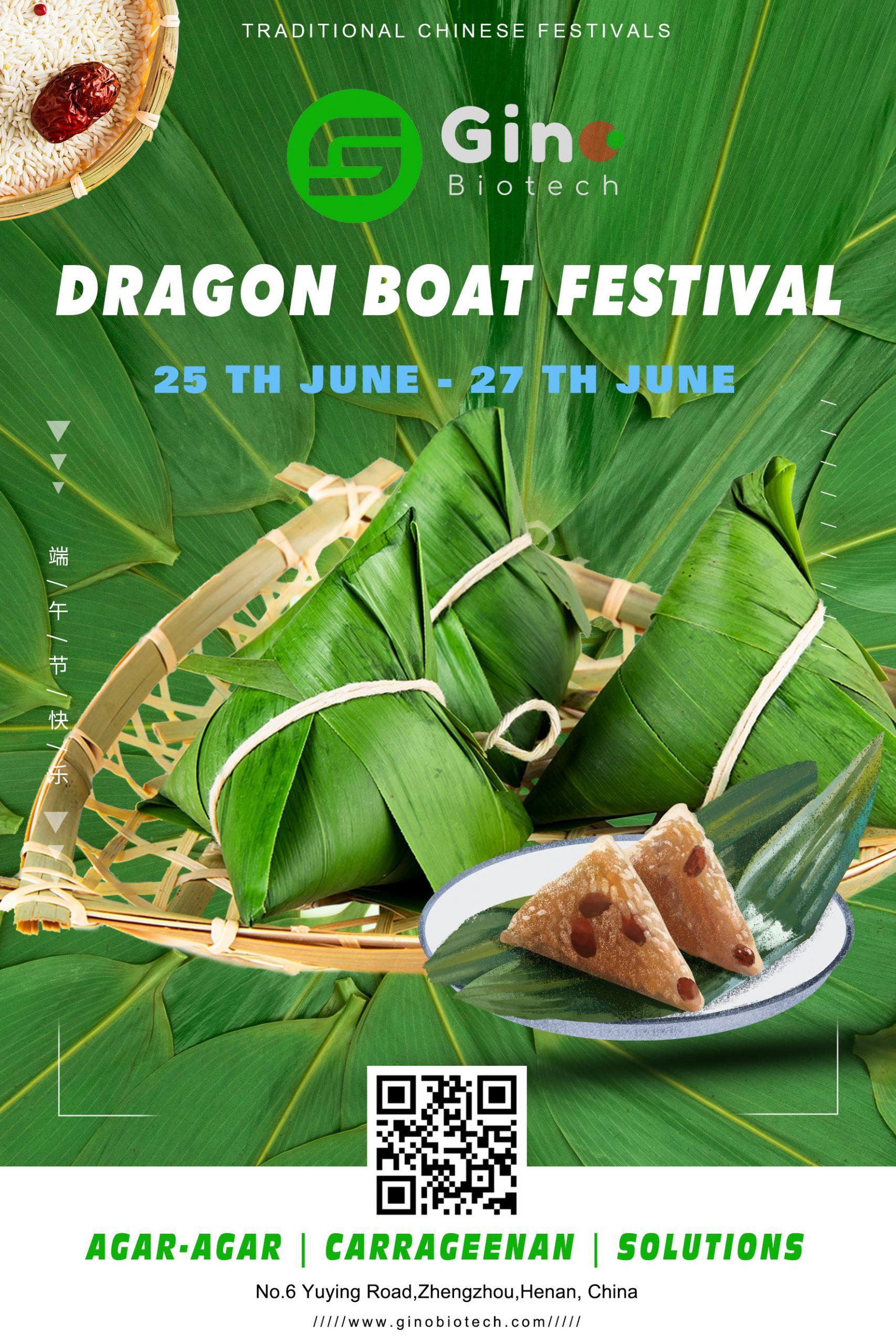 Dragon Boad Festival Gino Biotech scaled