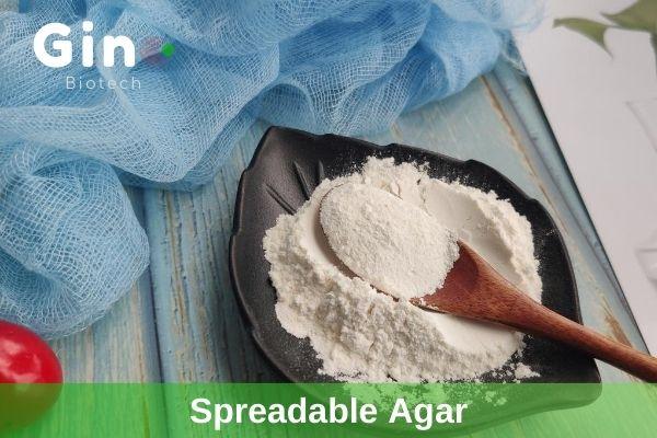 instant agar, quick soluble agar, spreadable agar supplier