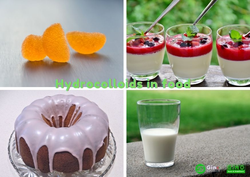 The role of hydrocolloids in food (2)