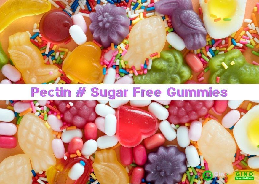 Sugar-free Gummies Recipe & Production Processes (1)