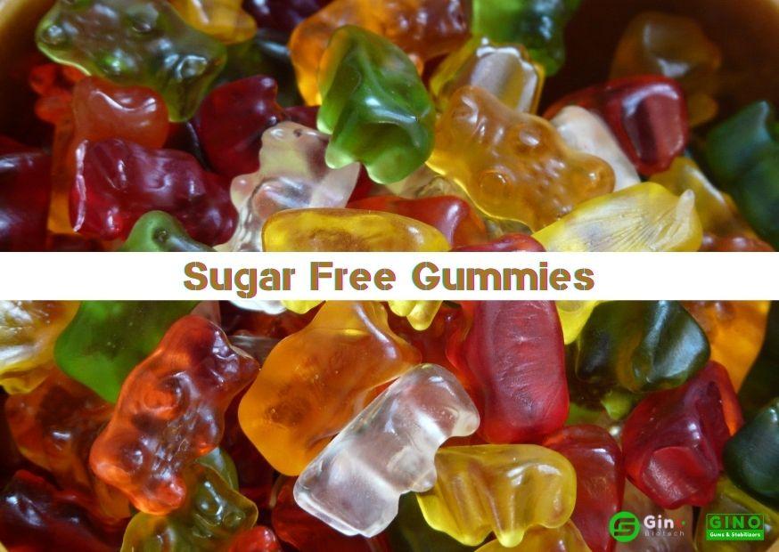 Sugar-free Gummies Recipe & Production Processes (3)
