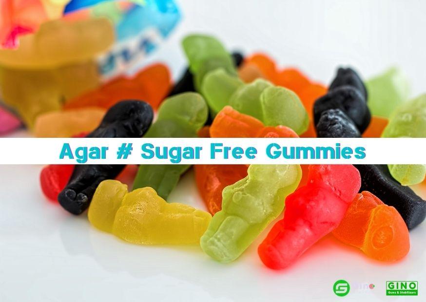 Sugar-free Gummies Recipe & Production Processes (5)
