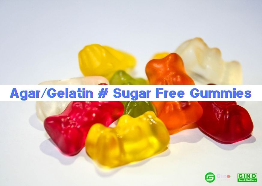 Sugar-free Gummies Recipe & Production Processes (6)