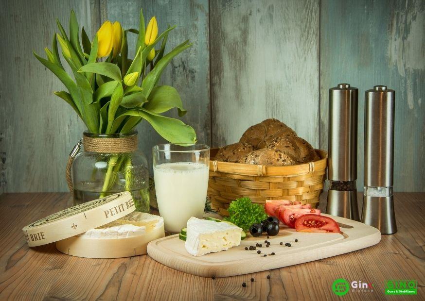 κ-Carrageenan Applications in Food (6)