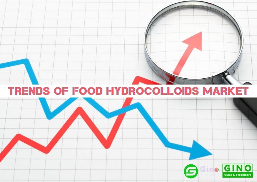 Trends of Food Hydrocolloids Market (2)