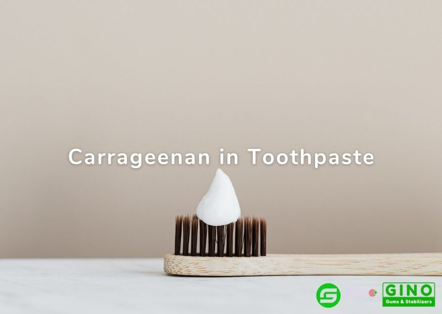 Application of Carrageenan in Toothpaste (2)