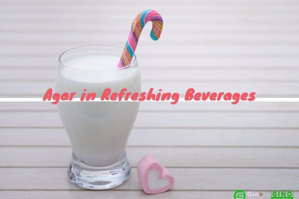 Agar in Refreshing Beverages and its Weight Loss Properties (3)